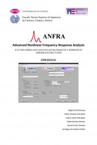 ANFRA. Advanced Nonlinear Frequency Response Analysis. Manual de usuario.