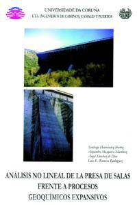 Análisis no lineal de la presa de Salas frente a procesos geoquímicos expansivos