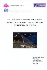 Estudio experimental del puente atirantado de Talavera de la Reina en túneles de viento