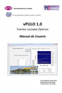 vPULO (puentes Lanzados Óptimos). Manual de Usuario.
