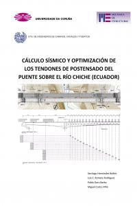Cálculo sísmico y optimización de los tendones de postensado del puente sobre el río Chiche (Ecuador)