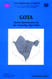 GOTA (Global Optimization by the Tunneling Algorithm). Manual de Usuario