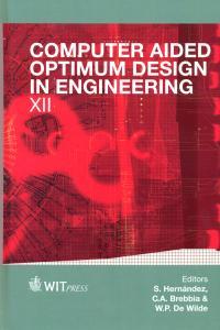 Computer aided optimum design in engineering XII